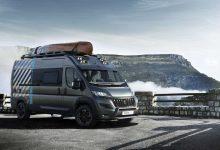 Primele poze și informații despre Peugeot Boxer 4x4 Concept