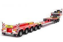 Faymonville lansează VarioMax Plus cu o sarcină utilă de 105 tone