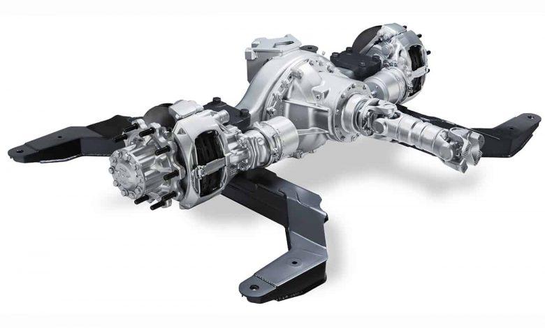 DAF a prezentat o nouă punte spate și noi motoare pentru autocare și autobuze