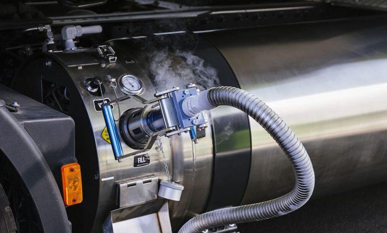 Camioanele cu gaz ajută la reducerea emisiilor, spune un studiu T&E