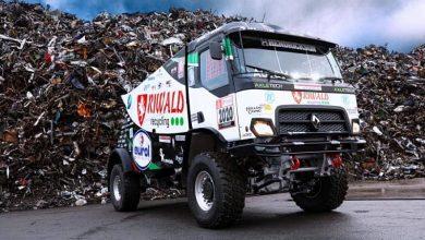 MKR Technology a preparat primul camion hibrid de Dakar