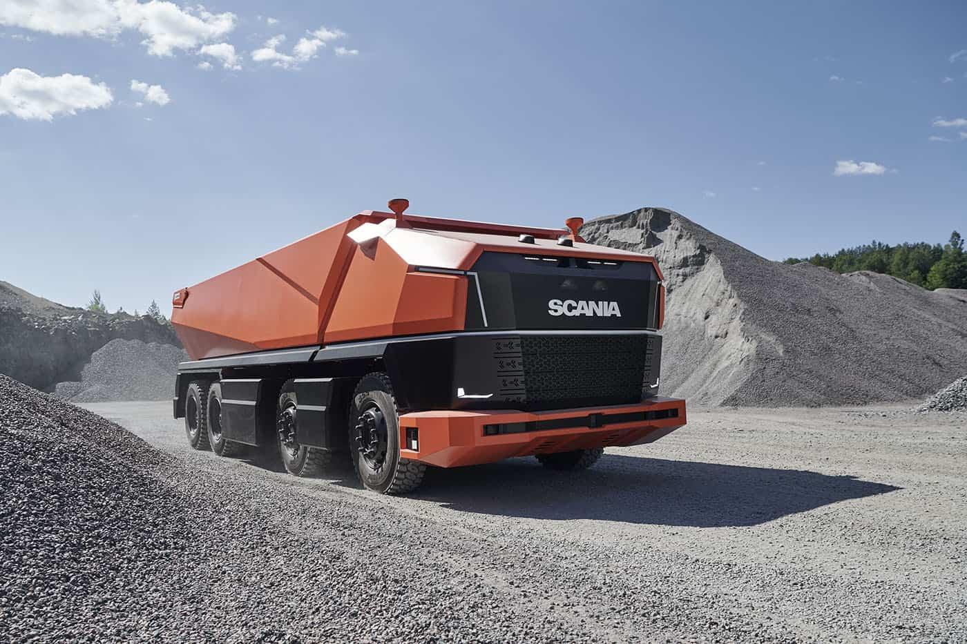 Modul în care senzorii lui Scania AXL înlocuiesc ochiul uman