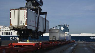 UE susține financiar construcția noului terminal feroviar din Calais