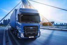 Camionul Ford F-Max ajunge în Spania și Portugalia