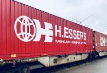 H.Essers își extinde operațiunile de transport feroviar pe piața din China