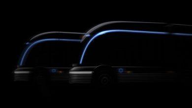 Teaser foto cu viitorul camion Hyundai cu sistem de propulsie cu hidrogen