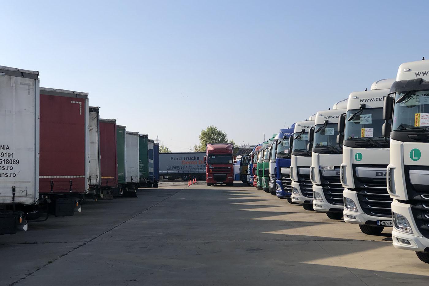 Cefin Trucks a anunțat două noutăți în cadrul ediției de toamnă Camion Fest 2019