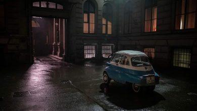 BMW Isetta, simbol al evadării spre libertate din Berlinul de Est