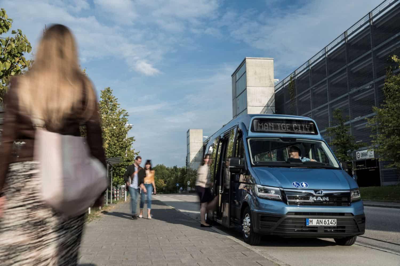 MAN va expune o gamă largă de autobuze și autocare la Busworld 2019
