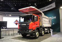 Camioane Scania pentru sectorul de minerit din Canada
