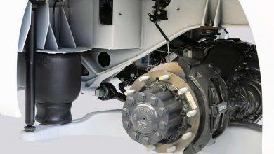 Continental introduce o suspensie pneumatică ultraușoară pentru autobuze și autocare