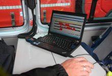 Camion înmatriculat în România depistat cu tahograful manipulat în Germania