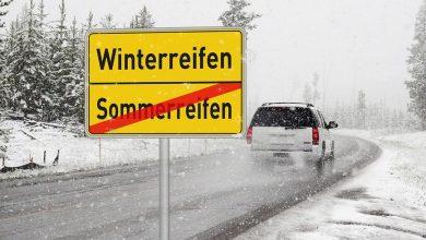 Echiparea cu anvelope de iarnă este obligatorie în Austria începând cu 1 noiembrie
