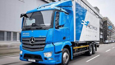CATL vor furniza baterii pentru camioanele electrice Daimler