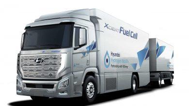 Hyundai va livra primele 50 de camioane cu hidrogen în Elveția în 2020