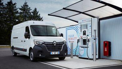 Renault introduce în gamă Kangoo ZE Hydrogen și Master ZE Hydrogen