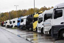 Probleme de siguranță rutieră în zona Köln din cauza lipsei locurilor de parcare pentru camioane
