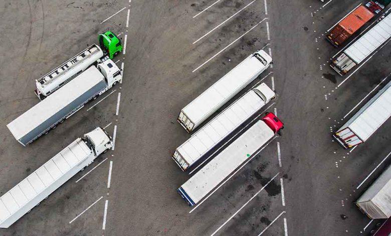 """VEDA: """"Lipsa locurilor de parcare pentru camioane este o problemă de siguranță rutieră!"""""""