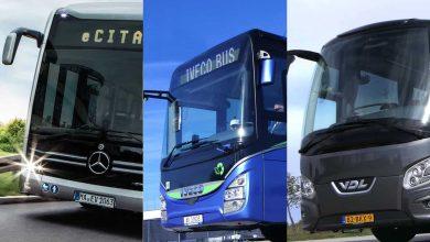 Mercedes-Benz, IVECO și VDL sunt câștigătorii Sustainable Bus Award 2020