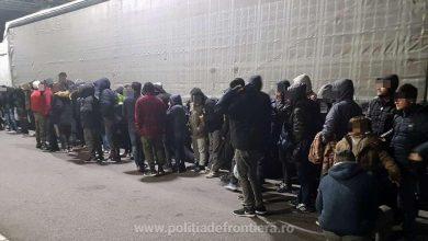56 de imigranți ilegali descoperiți de Poliția de Frontieră în ultimele 4 zile