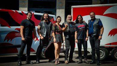 DB Schenker România este partener logistic al trupei rock Phoenix