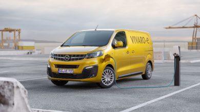 Utilitara electrică Opel Vivaro-e va fi lansată în 2020
