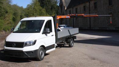 Volkswagen și Penny Hydraulics lansează noul Crafter Dropside
