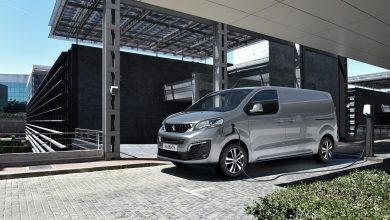 Primele informații oficiale despre utilitara electrică Peugeot e-Expert