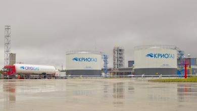 În Kaliningrad a fost deschisă o nouă uzină Cryogas de LNG