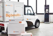 Zalando vrea să livreze toate coletele cu vehicule electrice
