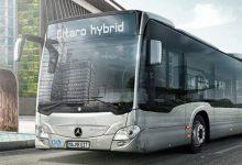 Primăria Sinaia a achiziționat cu bani europeni 11 autobuze Citaro Hybrid