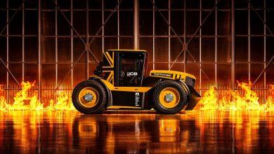 JCB Fastrac Two este cel mai rapid tractor agricol din lume