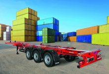 Kögel Port 45 Triplex premiat pentru sustenabilitate în transport