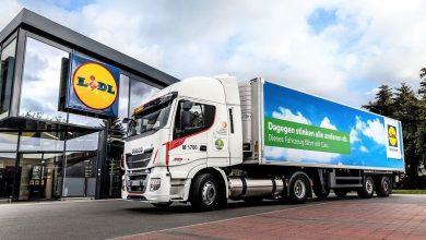 Lidl vrea să ajungă la 100 de camioane cu LNG până în 2020