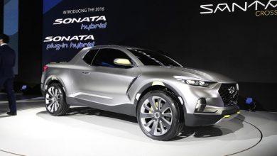 Hyundai confirmă dezvoltarea unui pick-up bazat pe conceptul Santa Cruz