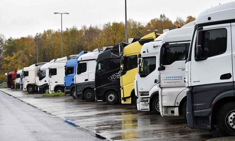 Parcări sigure pentru camioane la fiecare 100 km de-a lungul rețelei europene de transport (TEN-T)