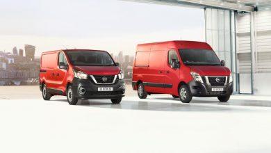 Nissan a adus îmbunătățiri modelelor de utilitarele NV300 și NV400
