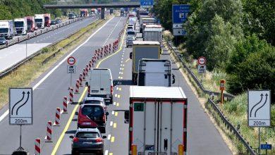 Măsuri pentru reducerea accidentelor în zonele de lucrări de pe autostradă în Germania