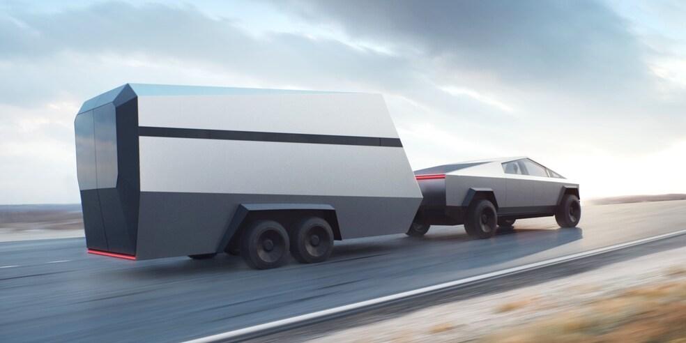 Elon Musk a prezentat noul pick-up Tesla Cybertruck