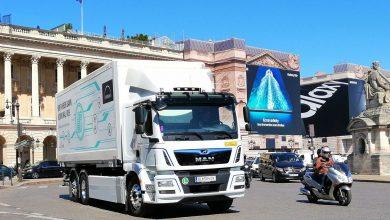 Începe producția în serie mică a camionului electric MAN eTGM