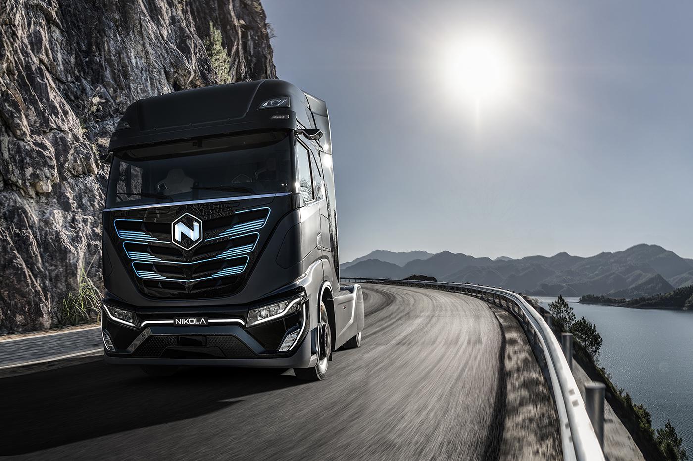 Camionul electric Nikola Tre a fost prezentat oficial la Torino