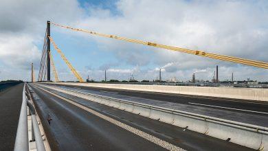 Lucrări de modernizare la A 40, care includ și schimbarea completă a podului Neuenkamp