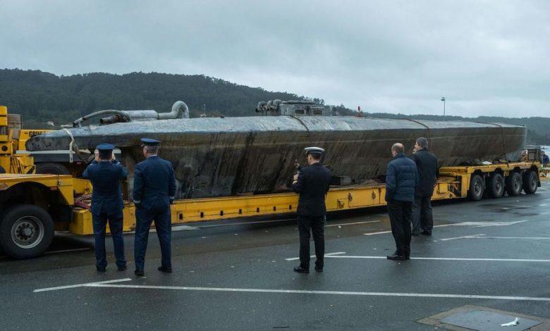 Submarin cu trei tone de cocaină, capturat în apele teritoriale ale Spaniei