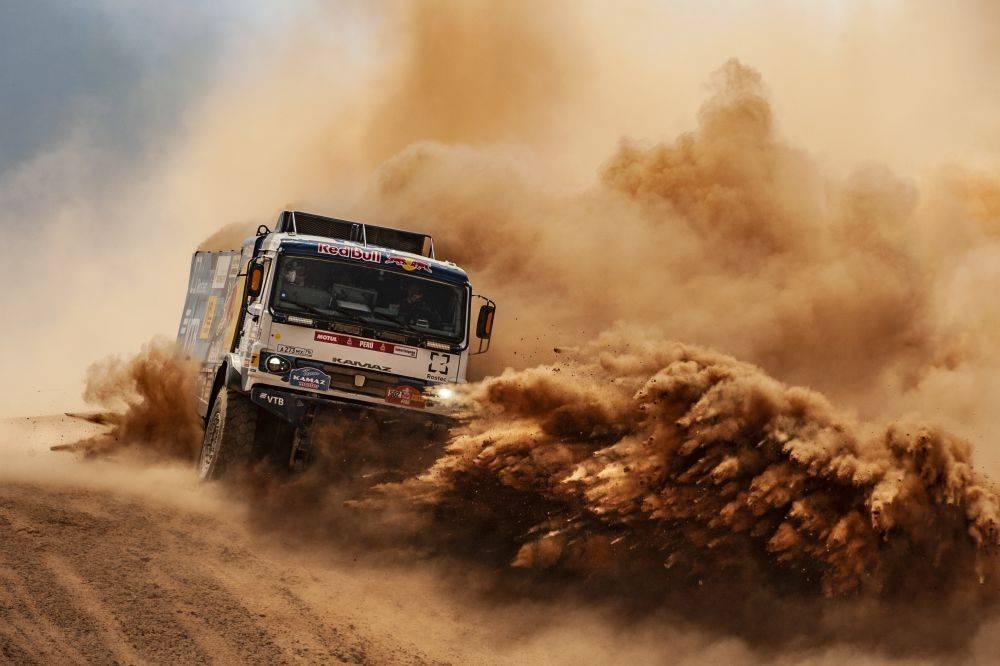 351 de vehicule, din care 47 de camioane vor lua startul în Dakar 2020