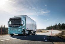 Volvo va dezvolta camioane electrice pentru construcții și transport regional