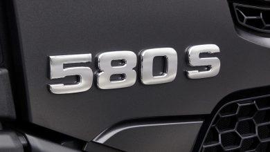Scania a schimbat denumirea comercială a modelului Seria S