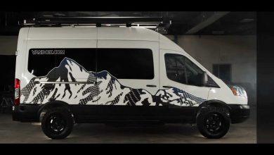 VanDOit a transformat un dubă Ford Transit AWD într-o autorulotă