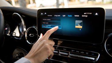 Mercedes-Benz va prezenta noi tehnologii de conectivitate pentru autorulote la CMT 2020
