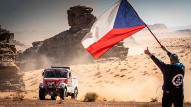 Aleš Loprais avansează în ierarhia generală a Dakar Rally 2020