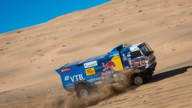 Rusul Andrey Karginov câștigă etapa a treia a Dakar Rally 2020